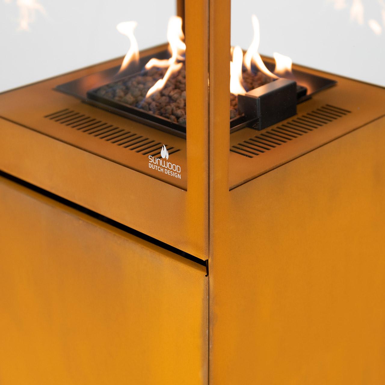 Marino Premium Corten Steel